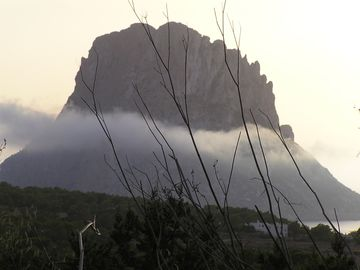 The islet of Vedra, just round the corner!