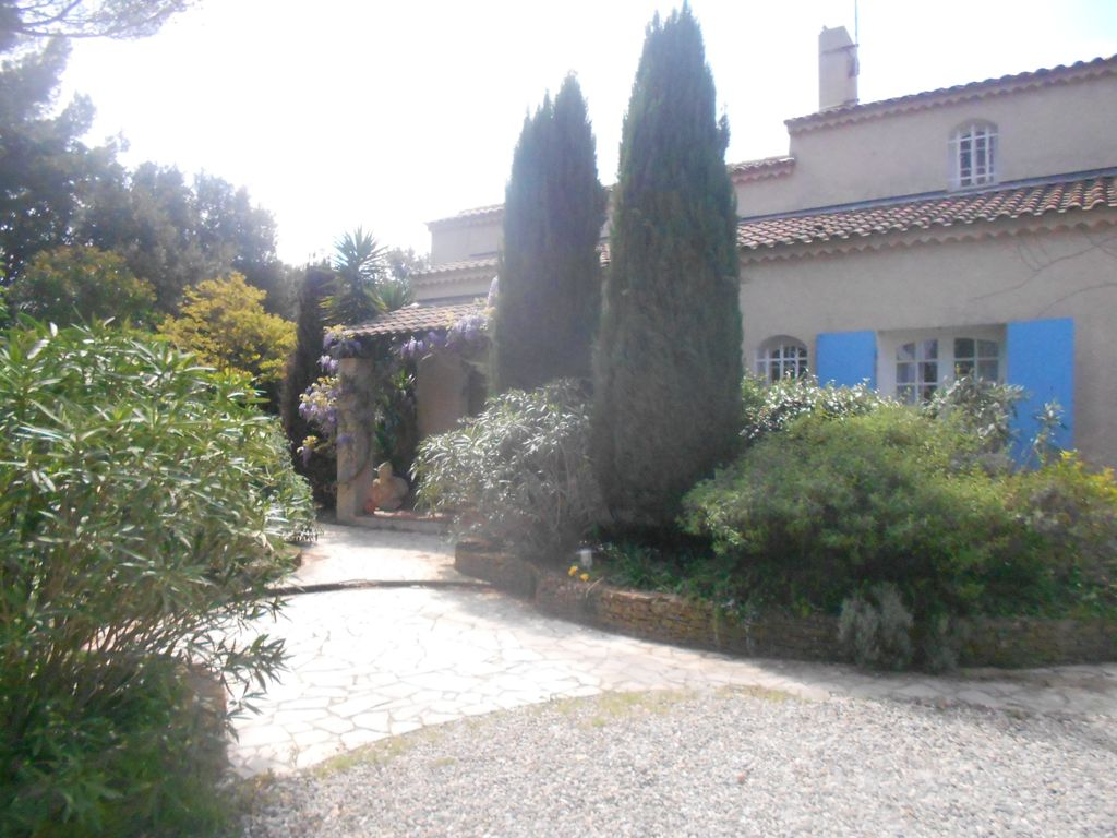 Air-conditioned house, close to the beach , La Seyne-sur-mer, Provence and Cote d