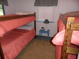 Cozy Bedroom Sleeps Four - Walloon Lake cottage vacation rental photo