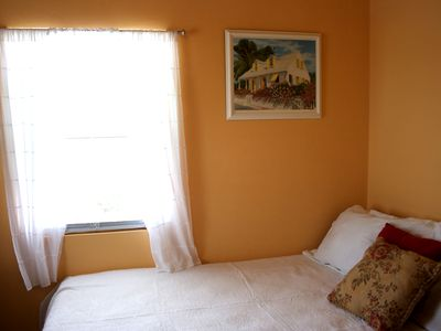 image for Charming retreat minutes from the beach with modern amenities.