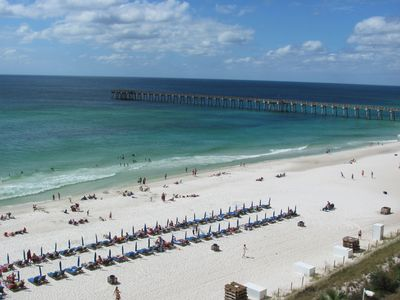 Calypso Beach and the City Pier