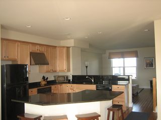 Vacation Homes in Ocean City townhome photo - Open Floor Plan