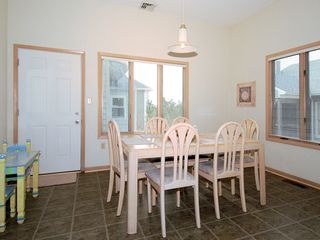 Bethany Beach house photo - Dining room with children's table