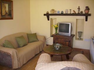 County Limerick cottage photo - Sitting room
