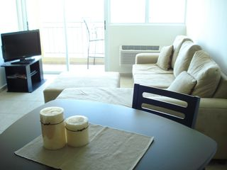 Cabo Rojo apartment photo - Open Living and Dining room