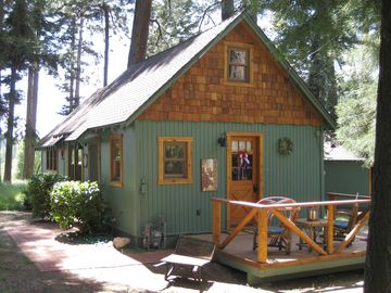 Lake Arrowhead cabin rental - Welcome to The Wildflower Cabin!