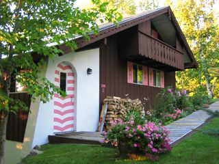 Franconia chalet photo - Great for vacations year round!