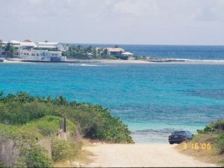 Anguilla villa photo - Entrance view to Sandy Hill Club