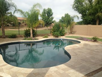 Queen Creek house rental - Heated Pool, Putting Green