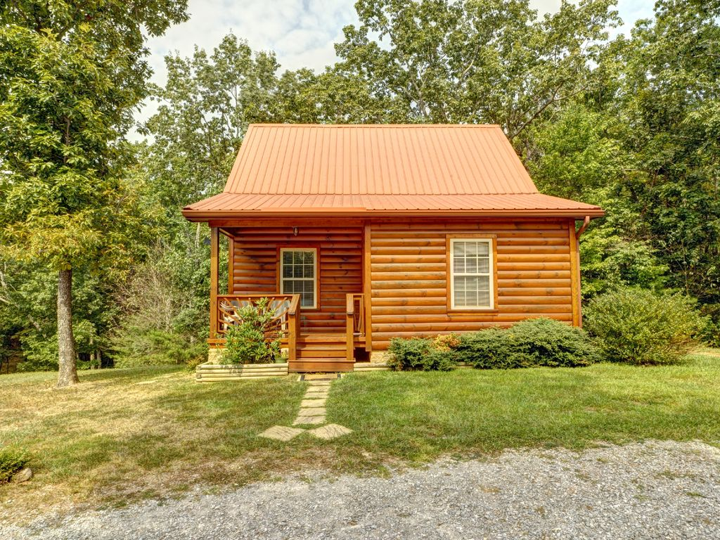 maple cottage lookout mountain log cabin vrbo