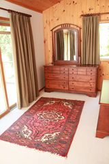 Pender Island house photo - master bedroom