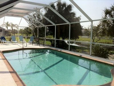 Great Southern Exposure keeps sun on the pool 'All Day'!