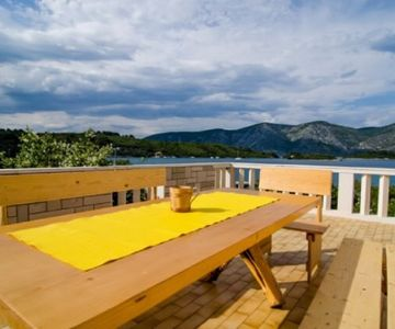 Apartment Vlaho for 8 People Near the Sea with Beautiful Views- 76137