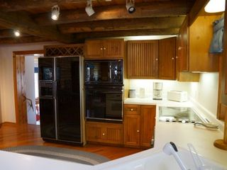 Minocqua cabin photo - Modern Kitchen