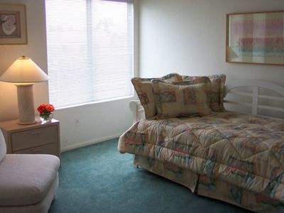Ocean Beach condo rental - Additional Bedroom without ocean view
