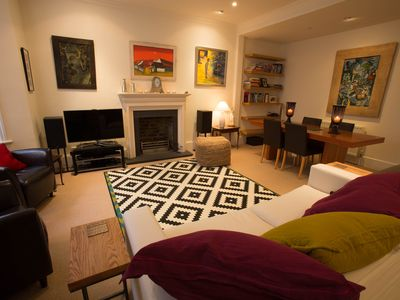 Beautiful, large contemporary 2 bed Chelsea flat. Stunning area.  Close to tube