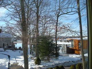 View of Mystic River - Mystic house vacation rental photo