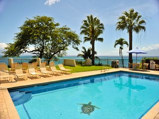 Napili condo photo - Two Ocean Front swimming pools at Napili Point Resort available for guests' use.