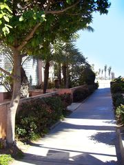Mission Beach condo photo - Just a short few steps to the bay