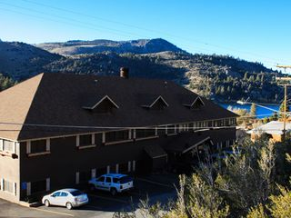 June Lake condo photo - Exterior of Resort at The Heidelberg Inn