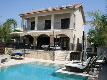 Limassol City villa rental