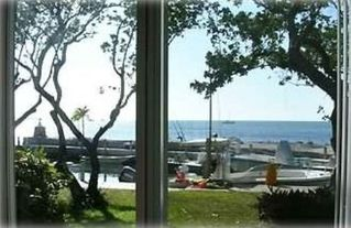 Islamorada condo photo - The view from the couch in the living room