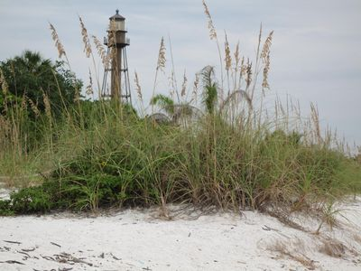 Lighthouse Sanibel Island