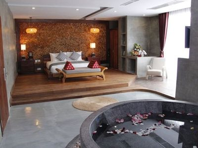 Royal Suite, Separate Living area