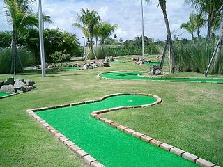 Loiza condo photo - Mini Golf