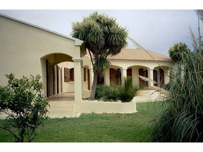 dreamlike, spacious holiday villa near to the beach (197m²)