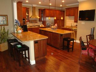 San Antonio house photo - Counter Seating, Breakfast Table, HDTV