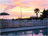 Enjoy beautiful sunsets from your private deck