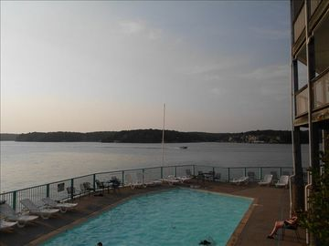 Osage Beach condo rental - Lakeside Point Pool