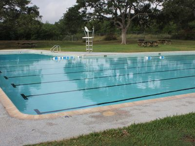 Neighborhood pool available May - Sept. 16.