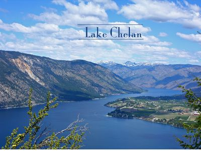 Come enjoy the beauty of Lake Chelan
