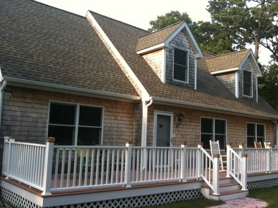 Vineyard Haven house rental - Front view