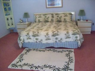 Hudson house photo - Master bedroom with King size bed and private bathroom...