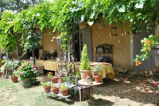 Holiday house 245286, Joucas, Provence and Cote d