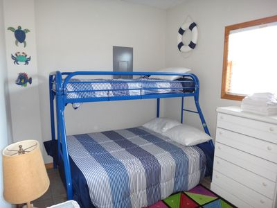 Bunk Room on entry level