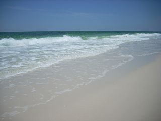 Pensacola Beach condo photo - The beach behind our complex.