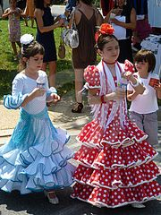 Cortes de la Frontera villa photo - There's always a 'fiesta' going on in Spain. Enjoy the local culture and food!
