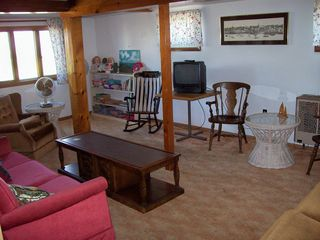 Plum Island house photo - 1st floor living room