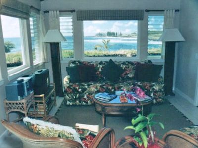 Living room of Cottage