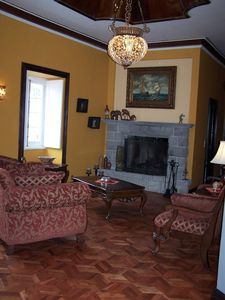 Manor house - Formal living room