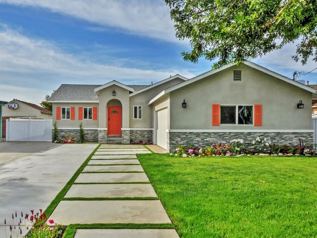 New Listing Brilliant 4BR Garden Grove Home W Wifi Newly Renovated