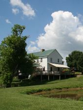 Farm House Exterior View