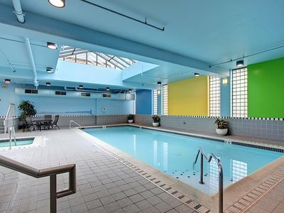 Amenity- Lap and Leisure Pool