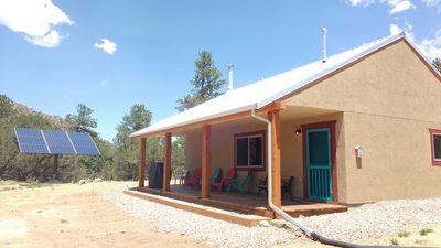 Winter Retreat!  2 Bedroom casita sleeps 6 near Westcliffe, CO