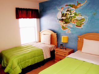 Bedroom 6: Peter Pan theme