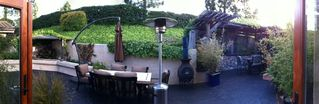 San Luis Obispo house photo - Outdoor back Patio